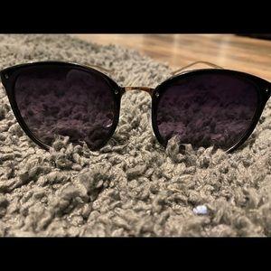 Round Target Sunglasses